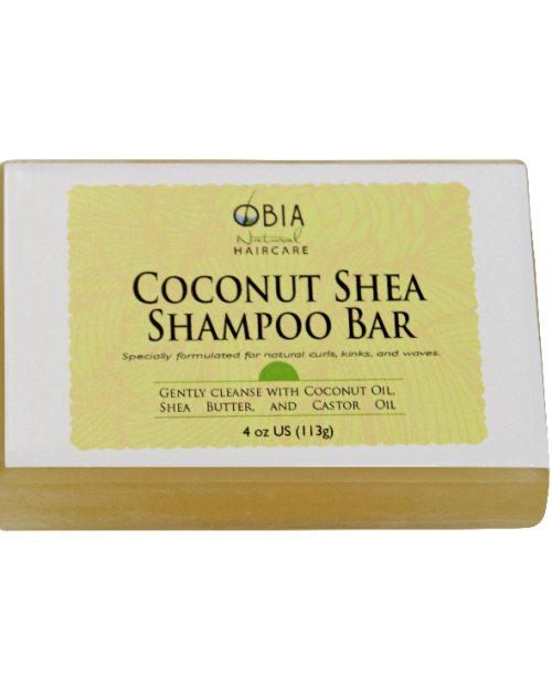 Moisturising Coconut cream shampoo bar
