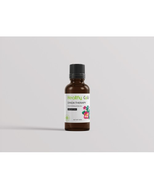 Dinda Therapy: Scalp Stimulating Oil