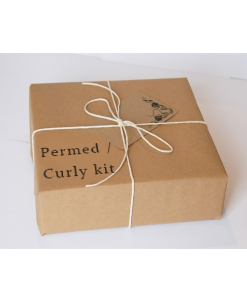 Permed / Curly kit
